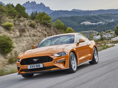 """Ford """"починил"""" аэродинамику Mustang с помощью скотча (клейкого)"""