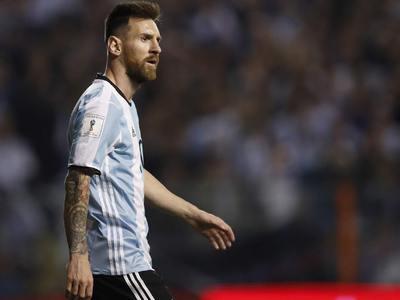 Лионель Месси вызван в сборную Аргентины на матч с российской сборной
