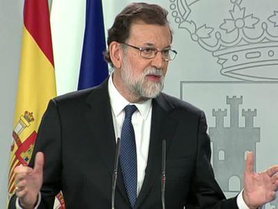 Испания решила приостановить автономный статус Каталонии