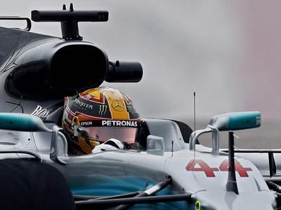 Формула-1. Хэмилтон взял поул в США. Квят – на 12-м месте