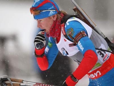Решение по делу биатлонистки Глазыриной будет вынесено до начала сезона