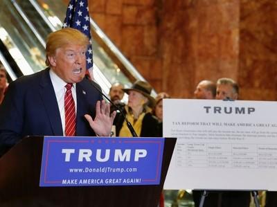 Рынки опасаются провала налоговой реформы Трампа