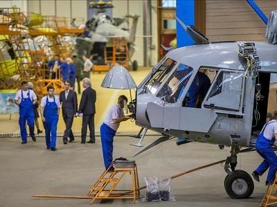 Авиакомпаниям РФ купят вертолеты на 4,3 млрд рублей