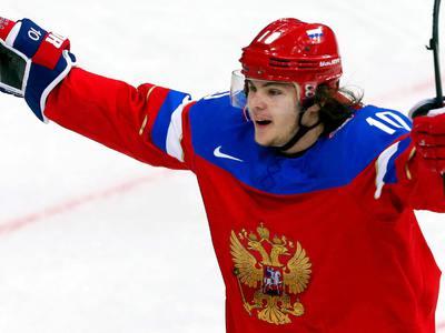 """Хоккеисты из СКА и """"Витязя"""" вызваны в олимпийскую сборную России"""