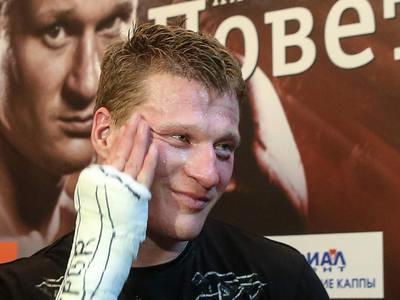 Поветкин победил Хаммера, на очереди бой с Джошуа