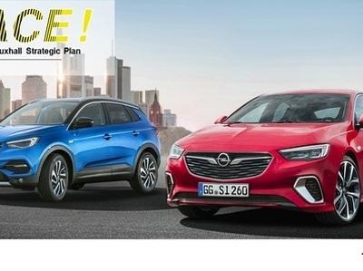 Компания Opel обещает девять новых моделей и французскую платформу