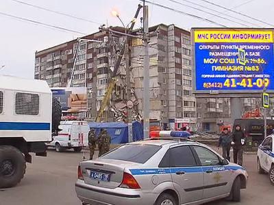Личная неприязнь: к взрыву газа в Ижевске мог привести конфликт жильца с матерью