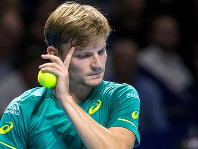 Итоговый турнир ATP: Давид Гоффен – в полуфинале
