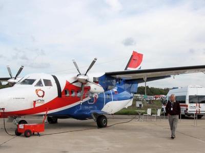 Самолет сильно накренился перед падением в Хабаровском крае