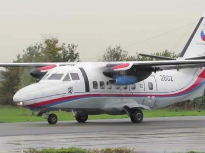 Крушение самолета L-410: отрабатываются три версии