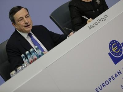 Драги: низкие ставки ЕЦБ не навредили прибыли банков