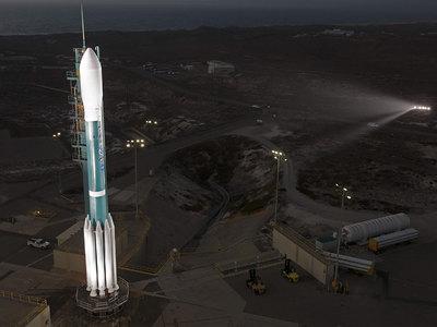 Американцы запустили спутник нового поколения JPSS-1