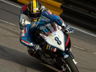 Британский мотогонщик Даниэль Хегарти скончался после аварии на Гран-при Макао