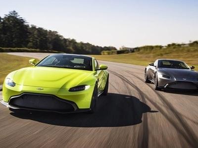 Компания Aston Martin официально представила новейший спорткар