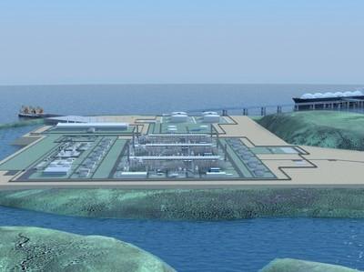"""""""Газпром"""" и Shell примут решение по Балтийскому СПГ"""