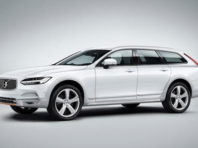 """Названы российские цены на """"океаническую"""" версию кросс-вагона Volvo"""