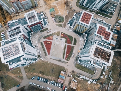 Реновация: готовится 236 строительных площадок