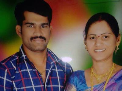 Индианке не удалось выдать любовника за убитого мужа