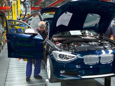 BMW ищет место для нового автозавода в России