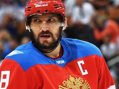 Александр Овечкин призвал поддержать олимпийцев России
