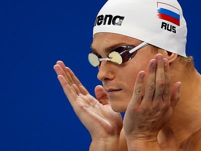 Морозов не вышел на старт стометровки на чемпионате Европы по плаванию