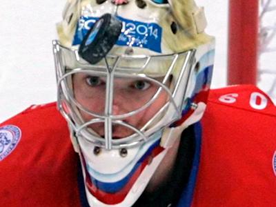 Кошечкин займет ворота сборной России в игре с канадцами