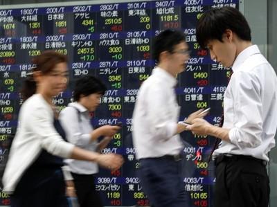 Акции Азии растут в ожидании налоговой реформы в США