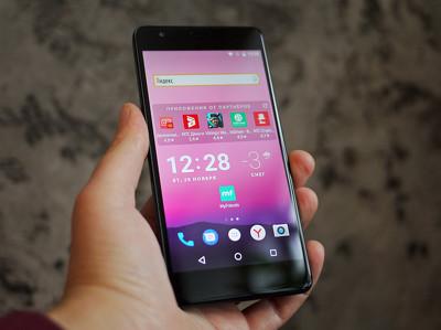 Обзор смартфона Fly Power Plus FHD: долгожитель с большим экраном