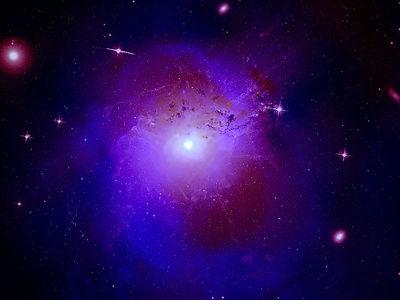 Нечто: на Земле поймали сигнал от темной материи