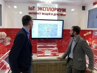 Тестирование интернета вещей доступно в России