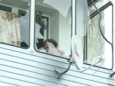 На Алтае спасатели устраняют последствия урагана