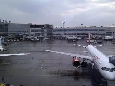 Шторм в Москве: задержаны 33 авиарейса, но садились все штатно