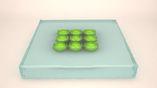 Биогель удерживает тканевые сфероиды вместе и создаёт для них благоприятную среду