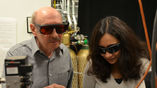 Проверка вакуумных камер аттосекундного лазера перед проведением эксперимента