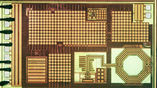 Процессор микрокомпьютера размером 915 микрометров
