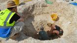 Остатки 16 круглых жилищ железного века были изучены студентами в ходе археологических работ