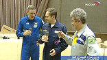 Президент поздравил с Днем космонавтики тех, кто летал десятилетия назад, а также тех, кто отмечает свой профессиональный праздник на орбите