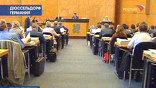 Премию имени Генриха Гейне присуждает жюри, но все решает городской совет Дюссельдорфа
