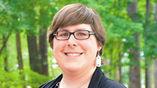 На снимке Елена Лонг, которая борется за права меньшинств среди людей, занимающихся физикой.