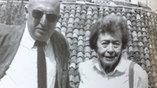 Витторио Страда и Нина Берберова, Венеция 1989 г.