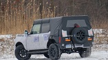 Новый Ford Bronco будет поворачивать с помощью тормозов