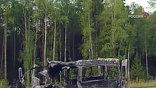 В огне погибли семь человек