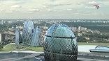 В Москве должно появиться еще и здание в виде яйца на 50 этажей