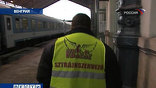 Пассажирский поезд Москва - Будапешт задержан на сутки. В РЖД уже заявили, что люди могут сдавать билеты, их примут без комиссии