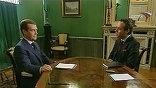 Про отношения с Путиным Медведев за последние месяцы отвечал несколько раз. Только в этом интервью - дважды
