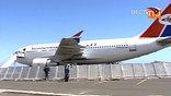 На борту разбившегося самолета А-310 находилось 153 человека. Единственной, кто выжил в катастрофе, стала 12-летняя девочка