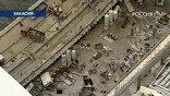 Главный вопрос - что же все-таки привело к самой масштабной техногенной катастрофе за последние 20 лет. Из машинного зала вода смела более 2,5 тысячи тонн оборудования