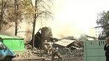 В Воронеже в ближайшие часы продолжат восстанавливать дом, пострадавший от взрыва склада пиротехники