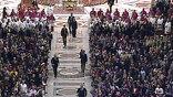 В этом году торжественная церемония в Ватикане оказалась под угрозой срыва