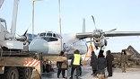 В Якутске прервал взлет и совершил аварийную посадку Ан-24. Фото http://www.airport-yakutsk.ru/